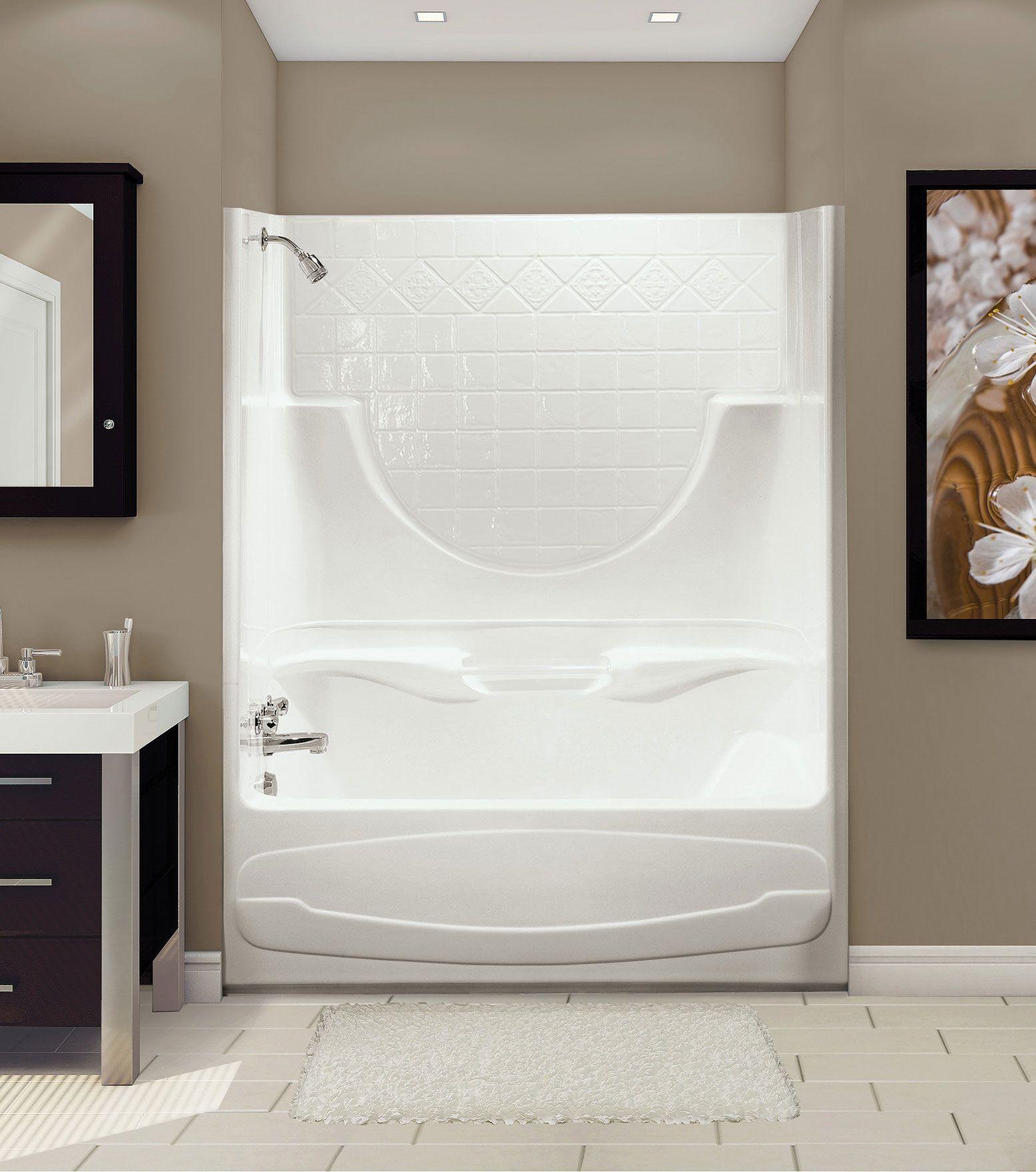 Montego II Alcove or Tub showers bathtub - Keystone by MAAX | relax ...
