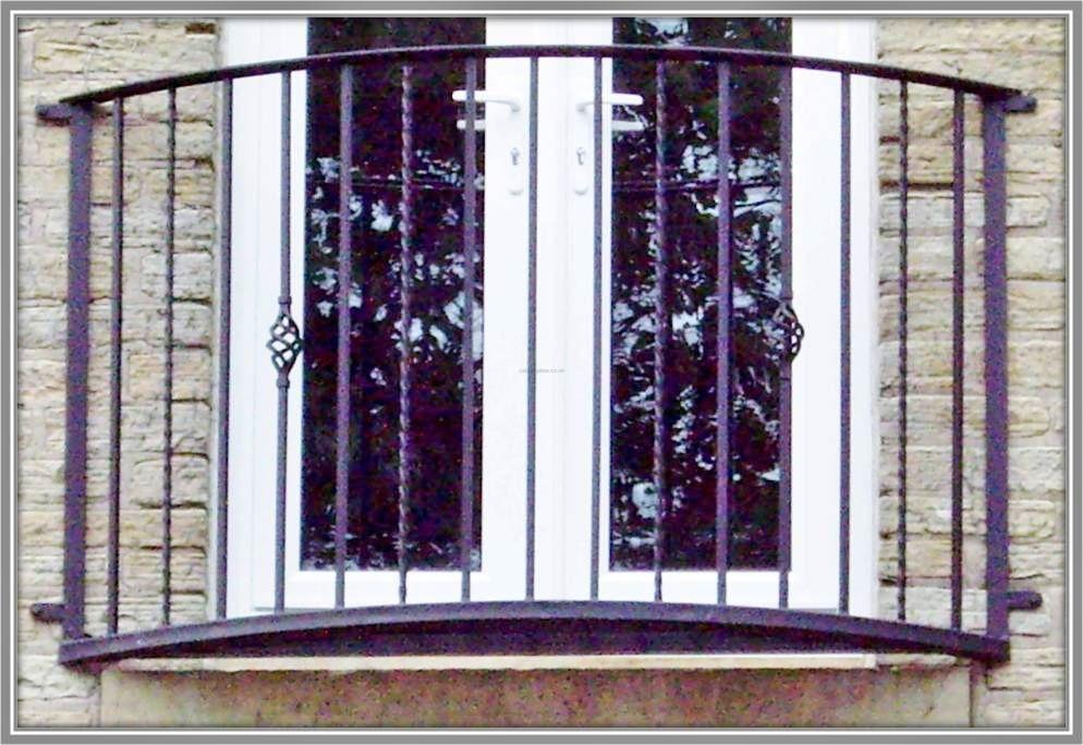 Attic Window Balcony