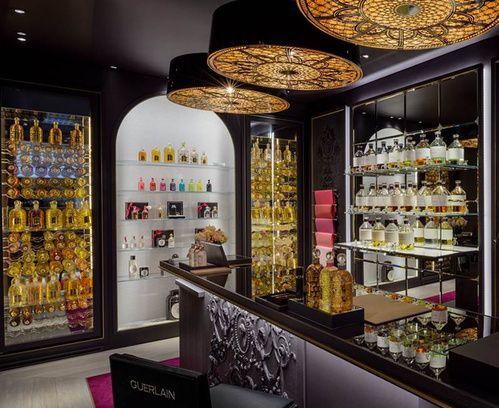 Concept L Appartement Guerlain La Parfumerie