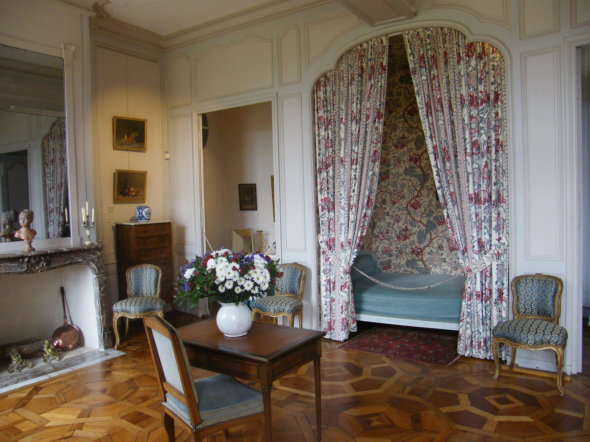 bedroom- Villandry