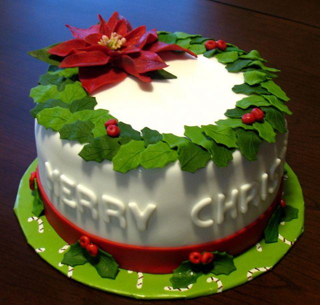 Christmas Cake Decorations Nz