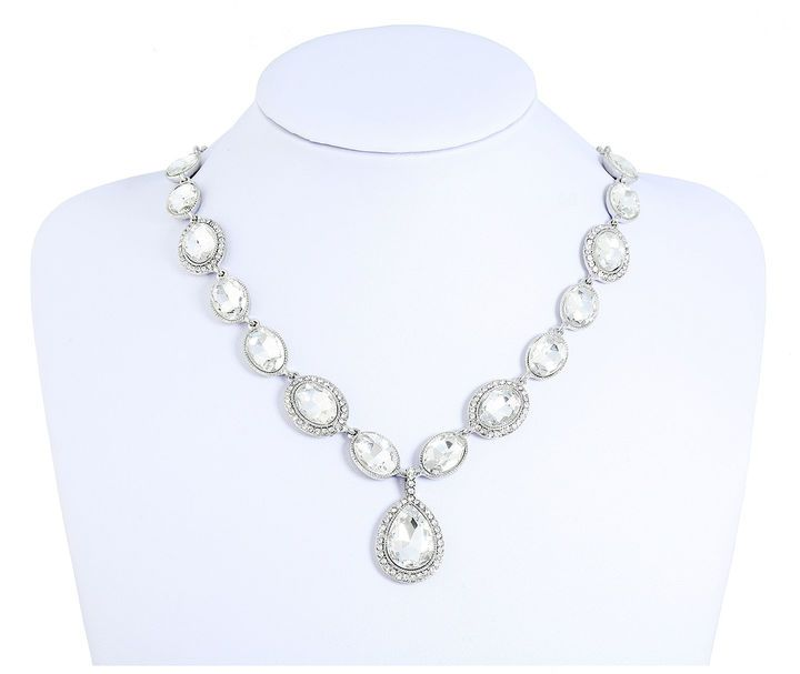 Monet Jewelry Monet Jewelry The Bridal Collection Statement Necklace 6RW3vrpW