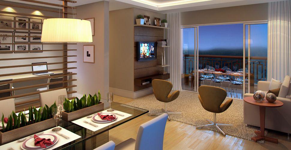 Como é o apartamentos dos seus sonhos?