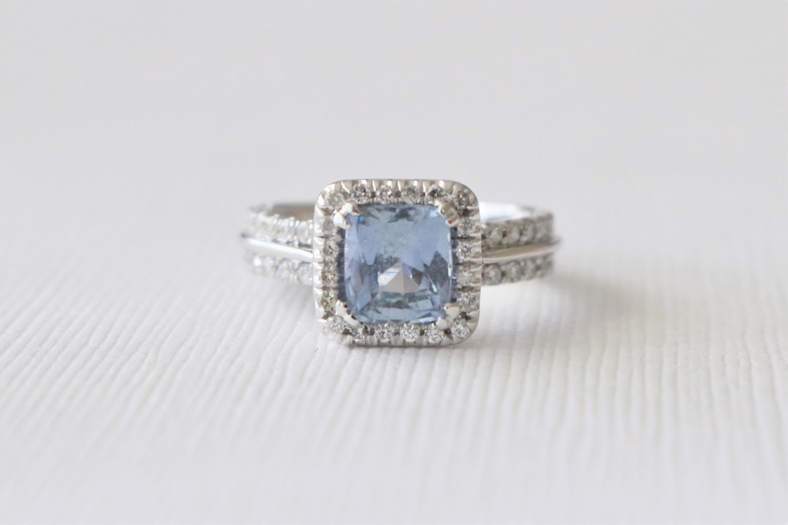 size more products engagement design sapphire natural by gold diamond light rose in la ring blue halo