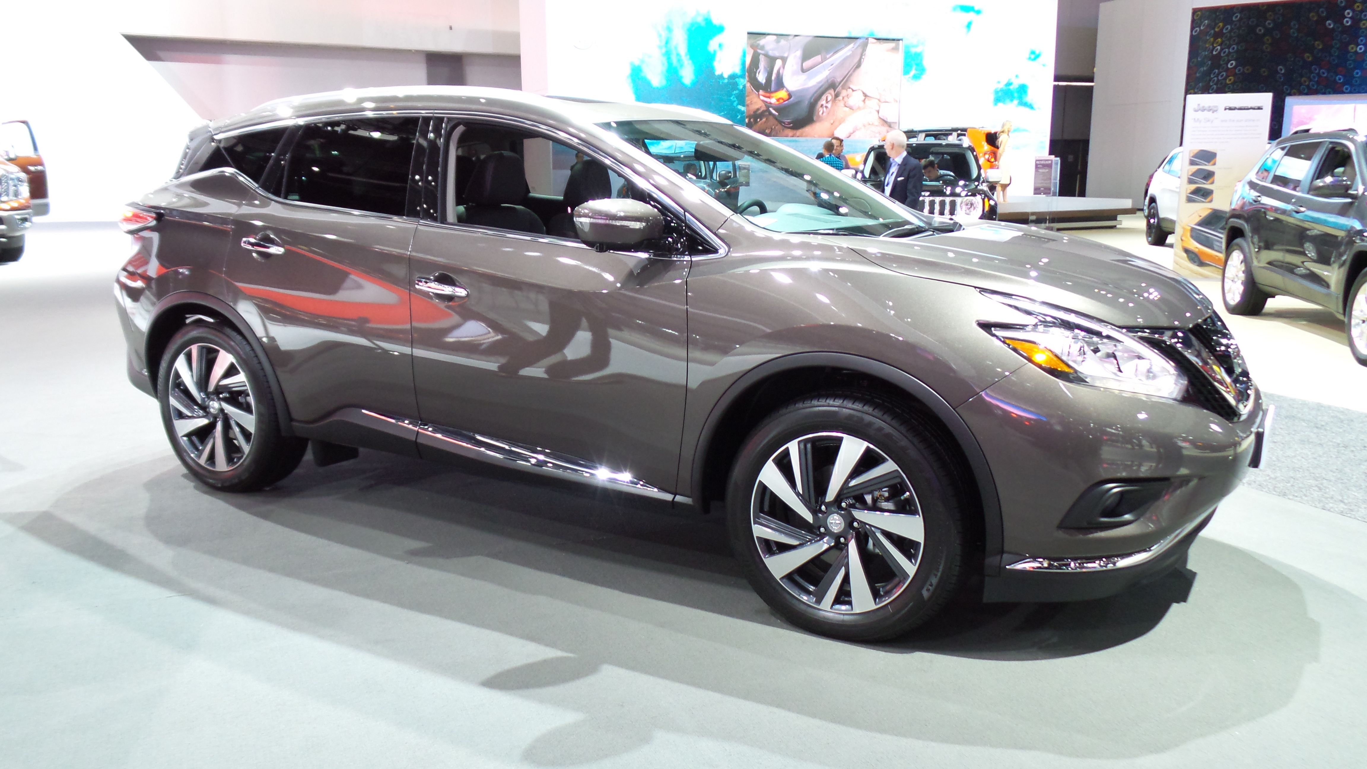 carplay gets a mid adds h price apple year update nissan murano news