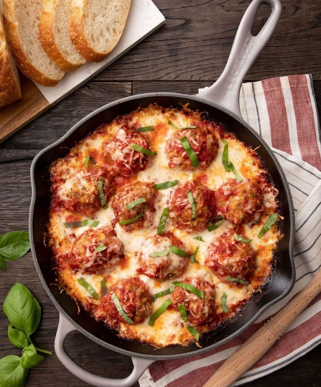 Le creuset on instagram winter comfort food at its best