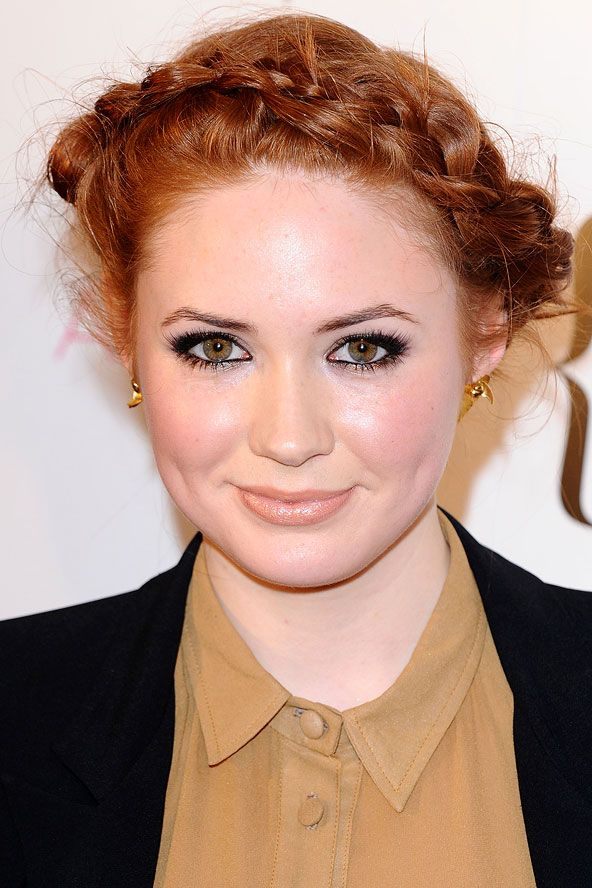 Guess The Kibbegory In Your Style Forum Hair Styles Karen Gillan Hair Styler