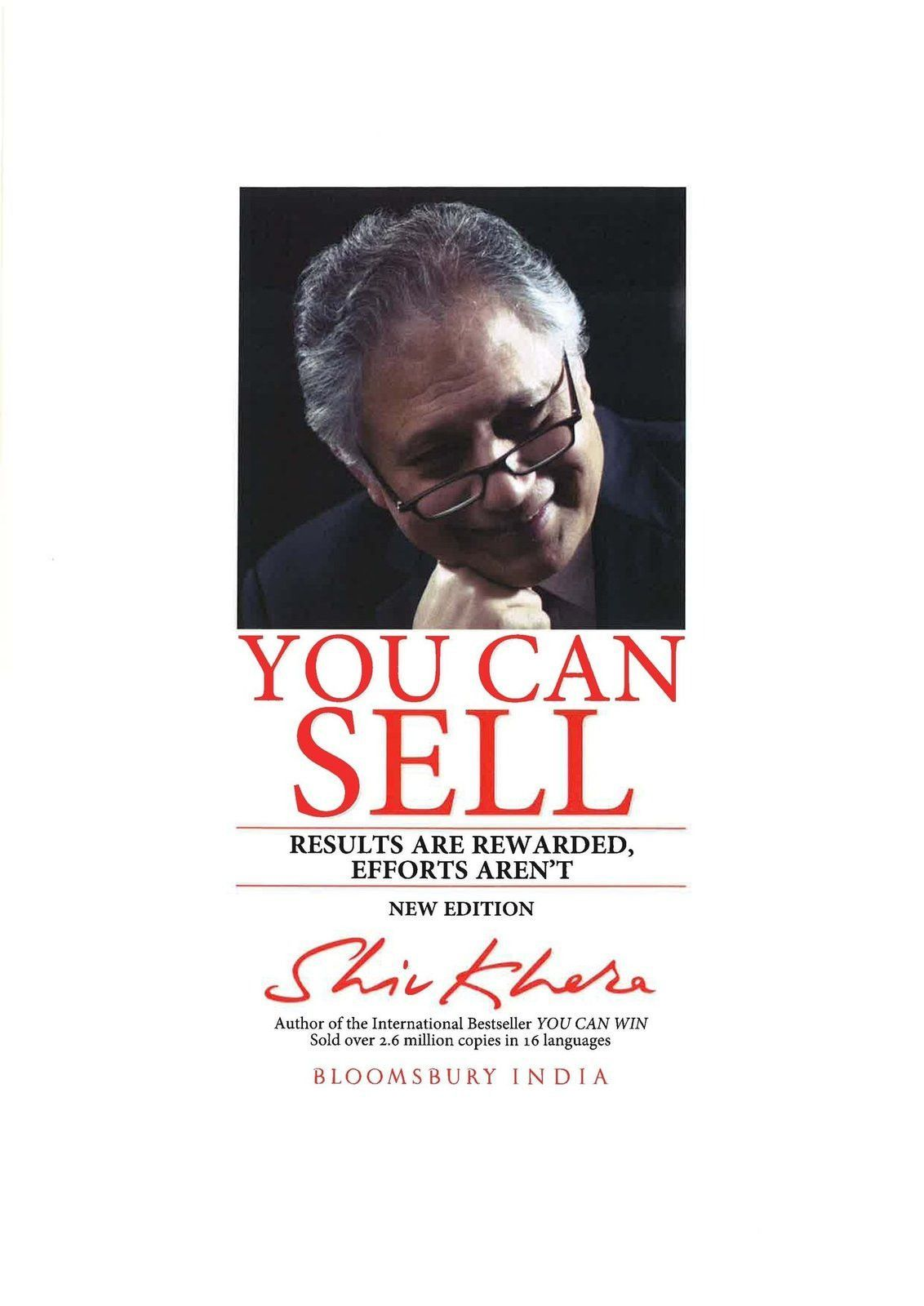 You Can Sell Results Are Rewarded Efforts Aren T Paperback