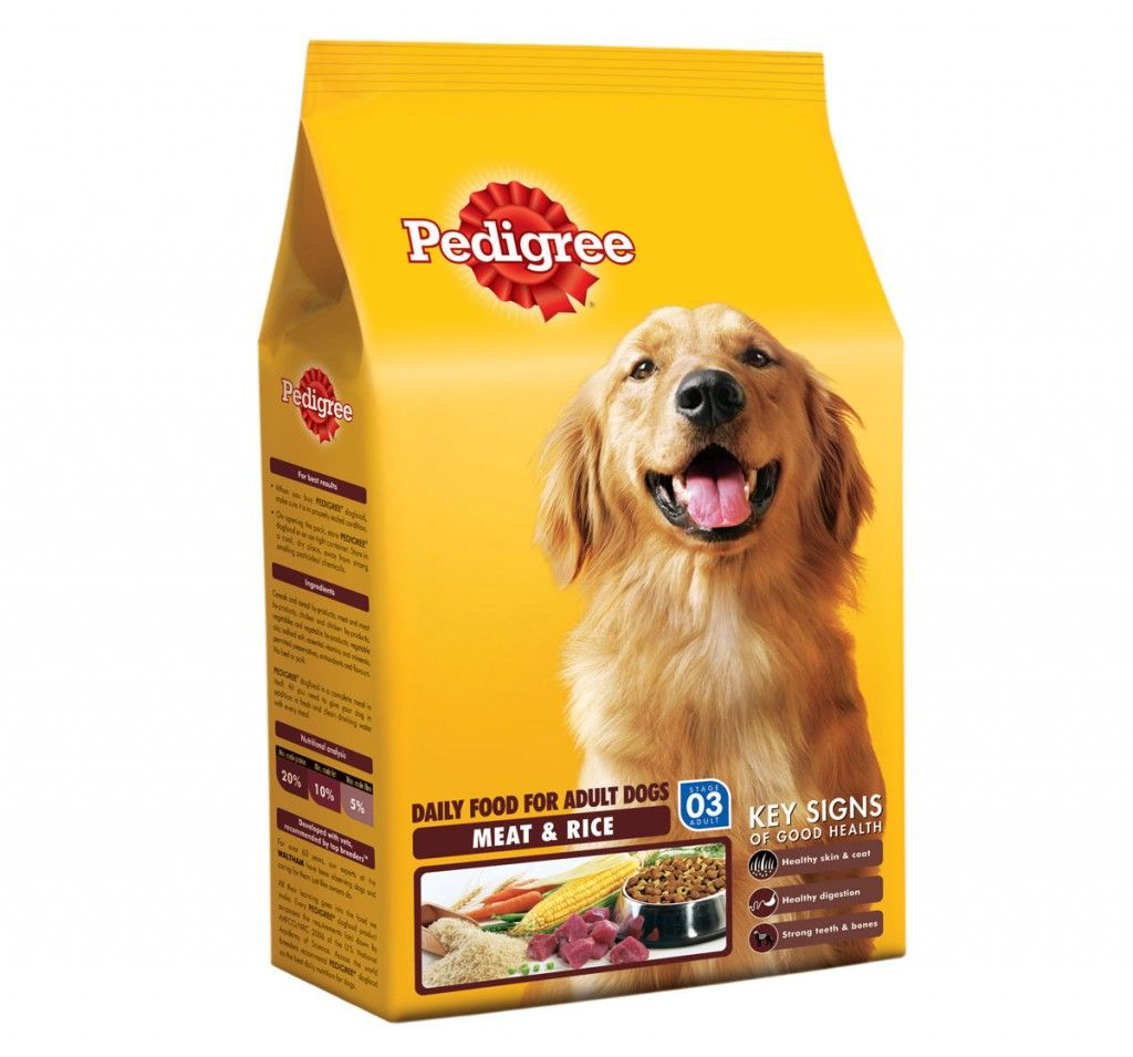 Pedigree Adult Dog Food Dog Food Recipes Dog Food Online