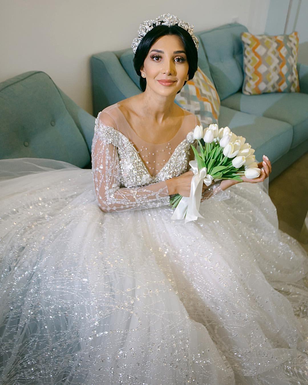 Hande Made Dress Hc 03 Ninasarkisyants Bridal Couture Beautiful And Amazing Bride Lustniak I Long Beach Wedding Dresses Chiffon Wedding Gowns Long Bridal Gown