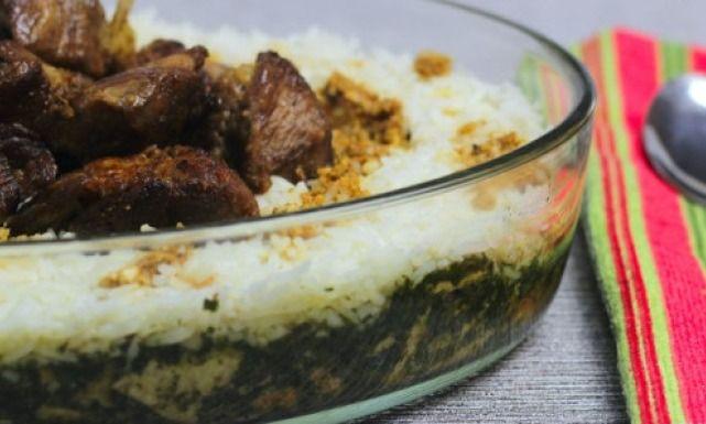 طريقة عمل فتة الملوخية المصرية باللحمة Food Cooking Recipes
