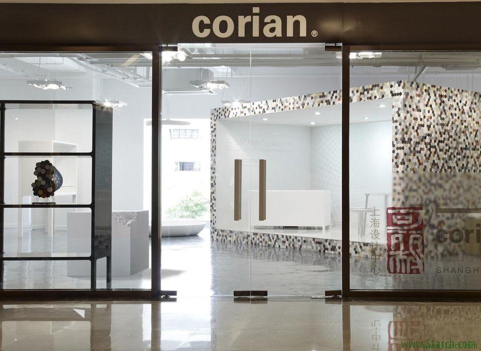Michael Young designed the 'CORIAN STUDIO SHANGHAI' in Shanghai, China. http://en.51arch.com/2014/08/a2006-corian-studio-shanghai/