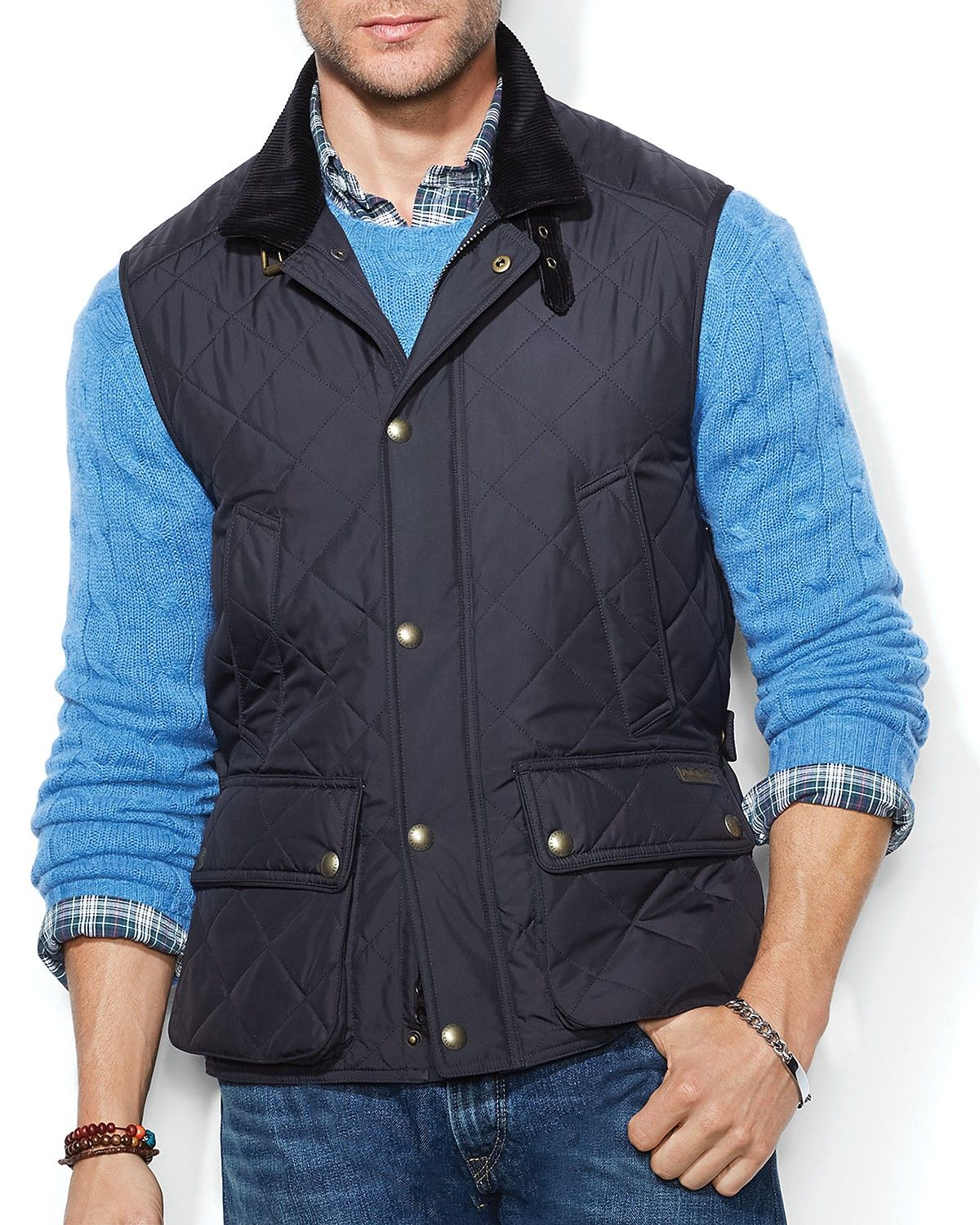 Polo Ralph Lauren Quilted Vest | Bloomingdale's | My Style ... : polo quilted vest - Adamdwight.com
