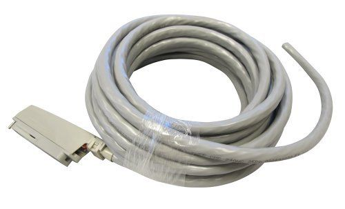 Allen Tel 25-3-PX-10-GY Plug In Connector Cable Patch Cord, 10-Foot ...