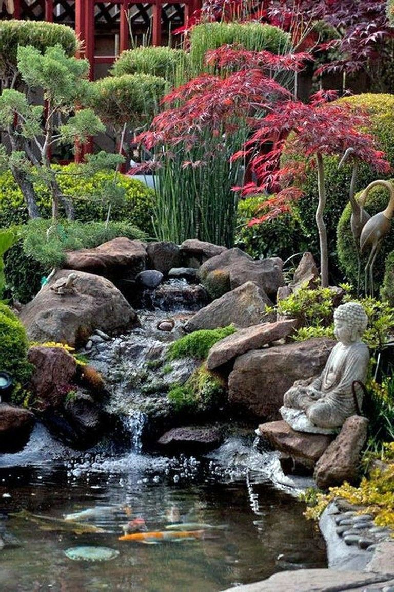 Photo of Finest japanese style garden ideas uk made easy      Which tree species are cut …