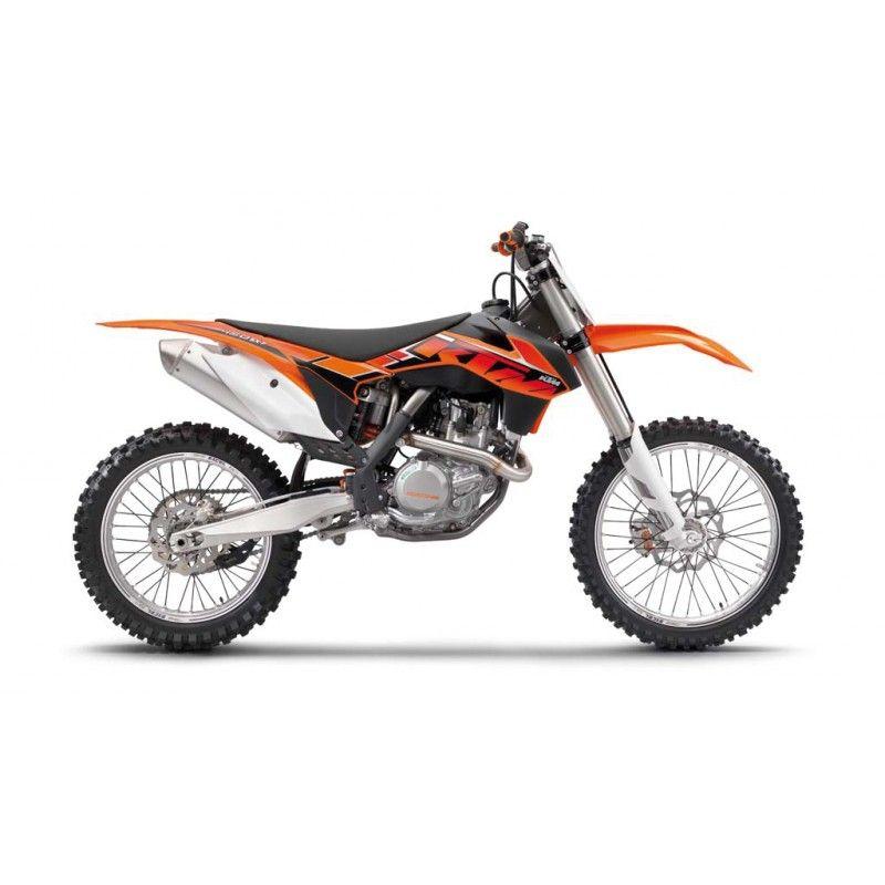 repliques moto cross new ray ktm 450 sxf - miniatures de motocross