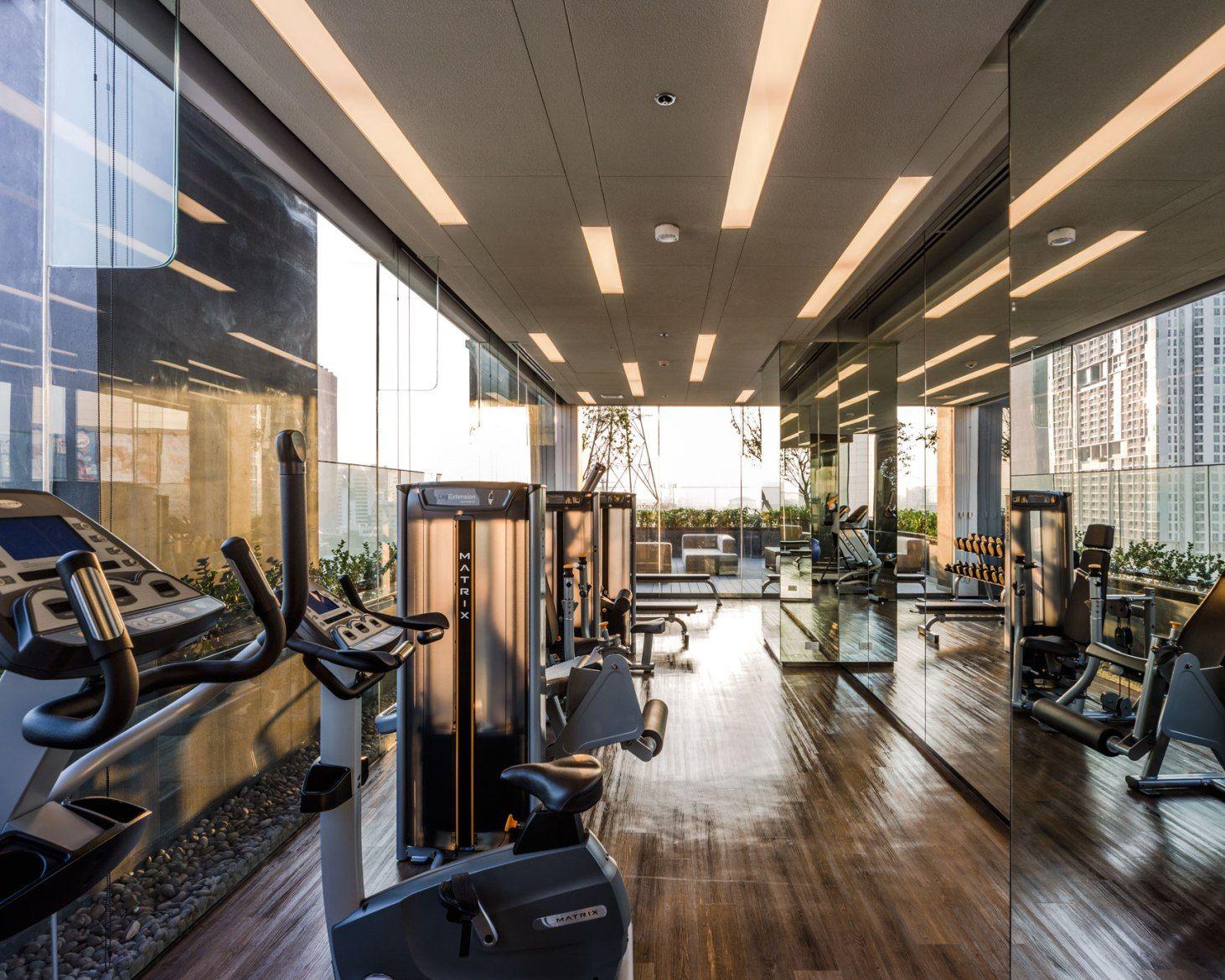 M Ladprao By Major Development At Home Gym Gym Design Gym Interior