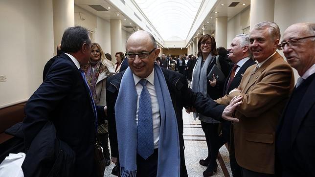 Montoro dice que si el déficit de 2012 varía del 6,7% será a la baja.