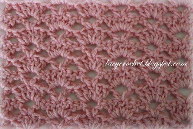 crochet+alternating+shells.JPG 640×427 piksel