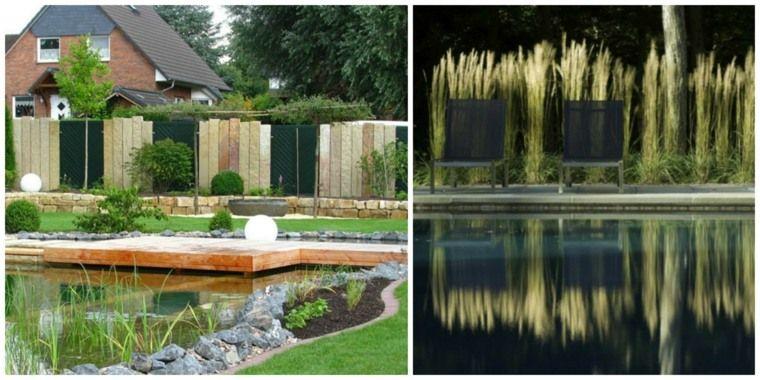 Cl tures de jardin en 59 id es captivantes brise vue for Brise vue de jardin