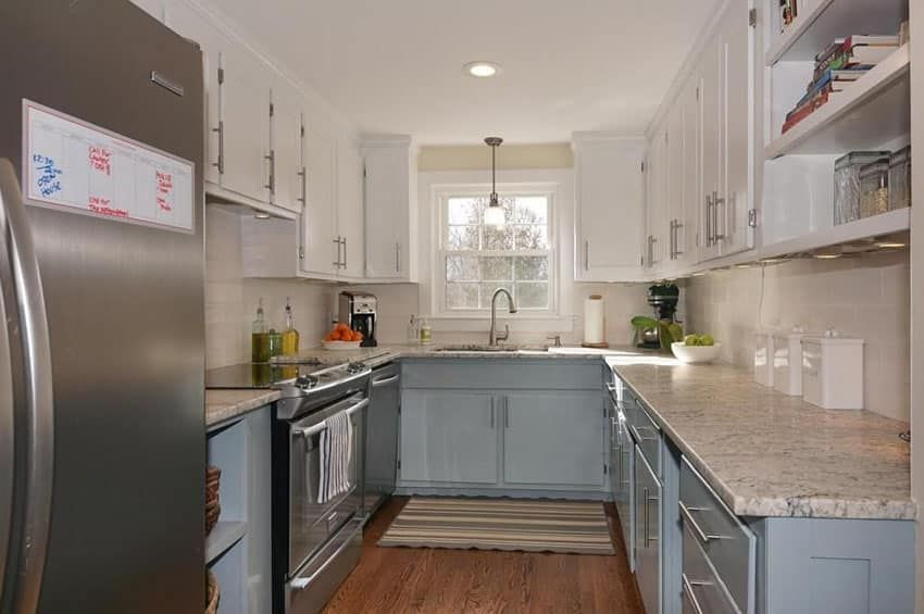 23 Small Galley Kitchens Design Ideas Galley Kitchen Design Small Galley Kitchens Small Gallery Kitchen