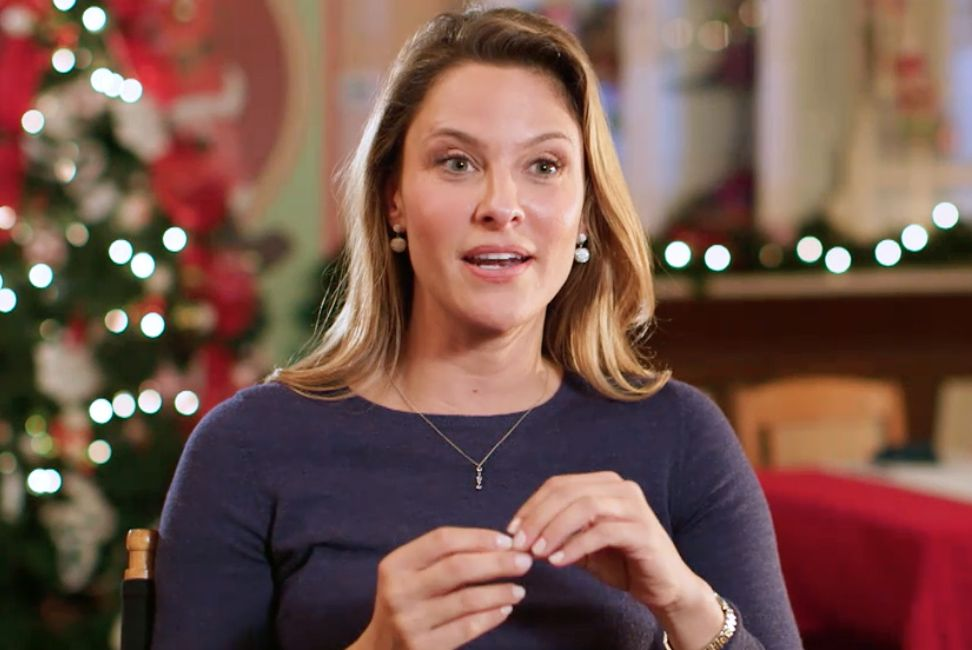 Christmas In Evergreen Hallmark.Jill Wagner Talks About Writing Letter To Santa As A Child