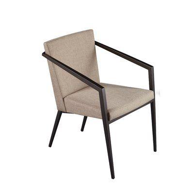 EliteModern Soho Arm Chair Upholstery: Asphalt