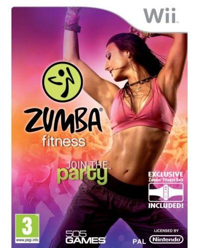 Zumba Fitness Nintendo Wii Zumba Workout Zumba Workout Belt