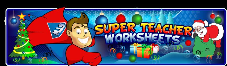 Worksheets Teacher Worksheet Websites super teacher worksheets i really like the mystery state for our of