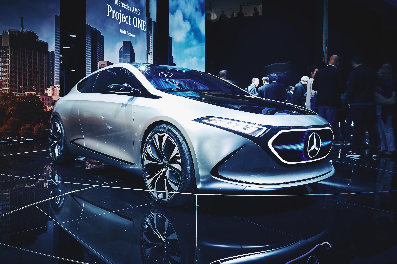 2017 MercedesBenz EQA Concept 2017MY Mercedes_Benz