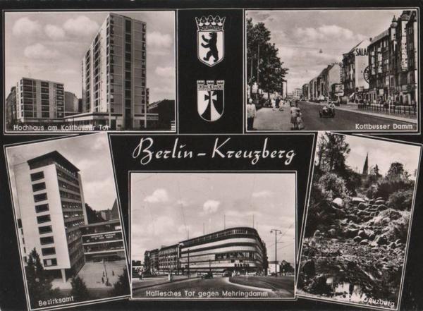 Berlin-Kreuzberg 1962