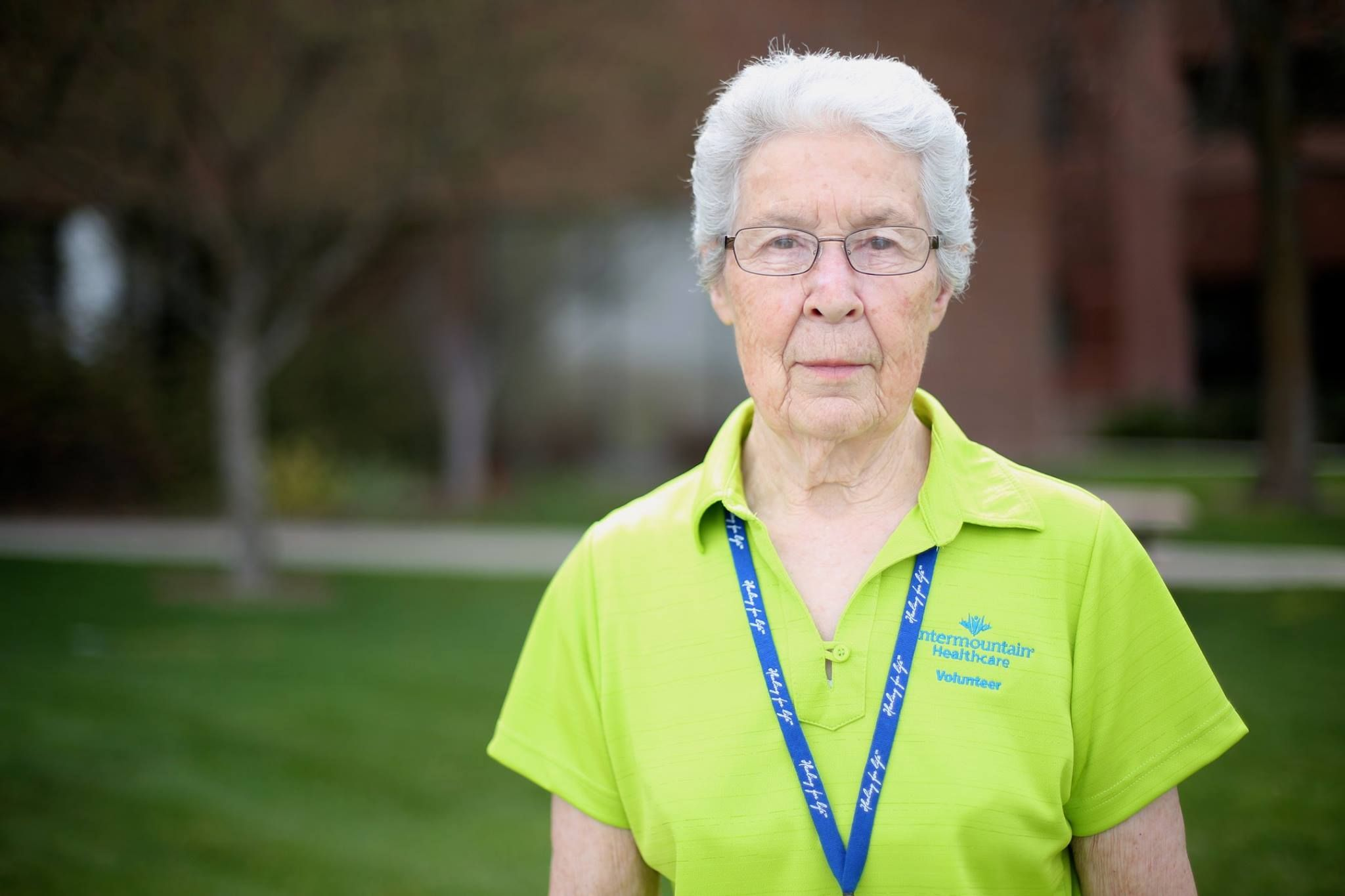 Diane colston has volunteered 10974 hours with us at here