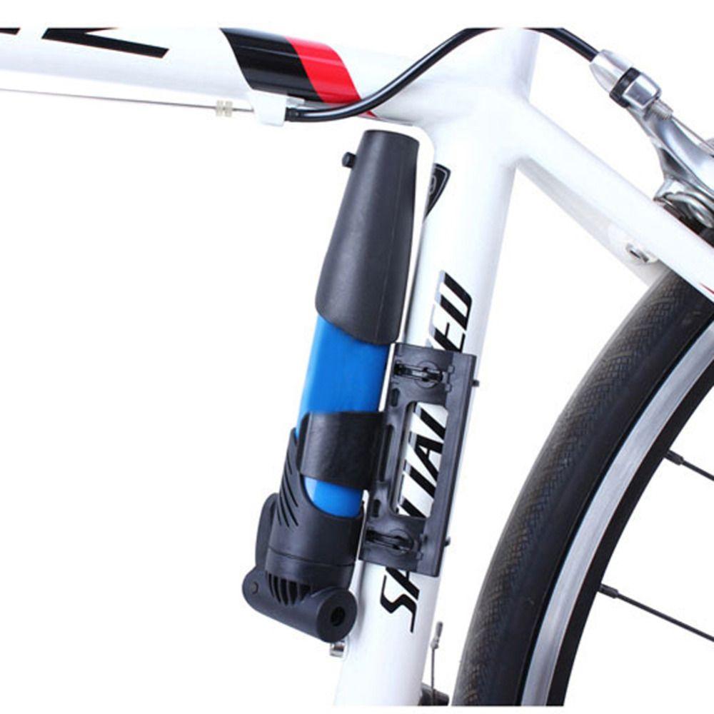 Bike Bicycle Mini Portable Air Pump Ball MTB Road Cycling Tire Tyre Inflator
