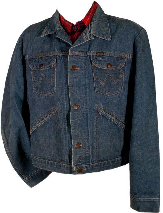 Wrangler Vintage Denim Jacket Vintage Denim Jacket Denim Shirt With Jeans Vintage Denim