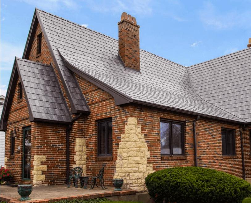 Best Milan Steel Shingle Metal Roof Roof Sealant Roofing 400 x 300