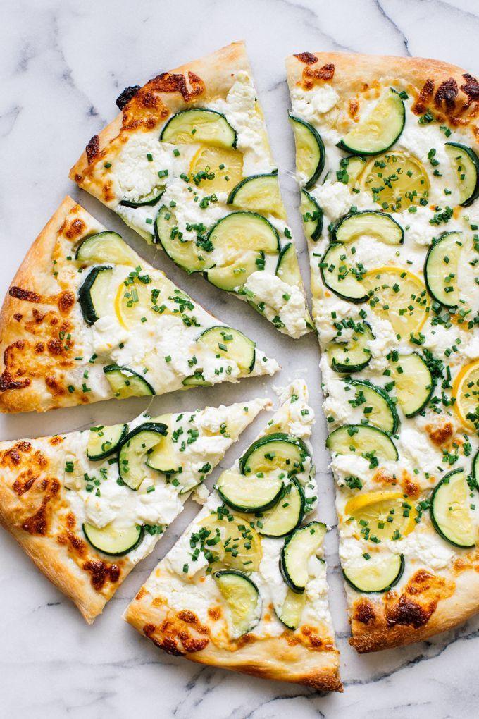 Photo of Zucchini Pizza Recipe