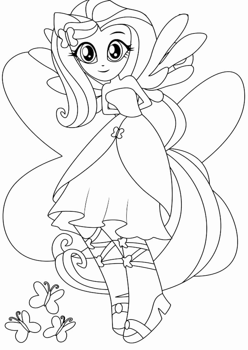 28 Equestria Girls Coloring Page My Little Pony Coloring