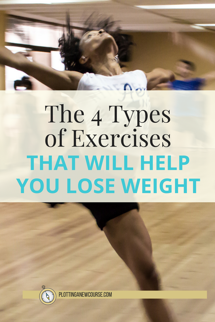 e151683caab4 Who knew cardio alone is not enough  Spend a little time each day on these  different types of exercise to lose weight and build a strong body for life!