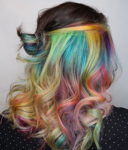 14 Regenbogen Ombre Haar Farben Neue Besten Frisur Haar Styling Haarschonheit Ombre Haare Farben