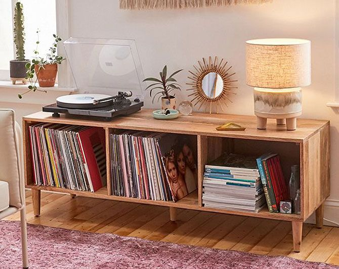 Amelia retro vinyl credenza at Urban Outfitters - Retro to Go