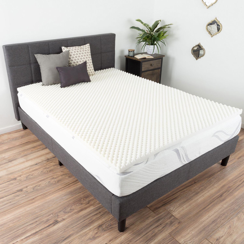 Sleep Zone 5Zone Mattress Topper Foam mattress topper