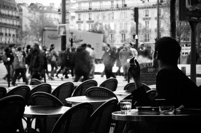 """Résultat de recherche d'images pour """"DOISNEAU Robert,Dans un café -- Boulevard St Michel, Paris,Christie's"""""""