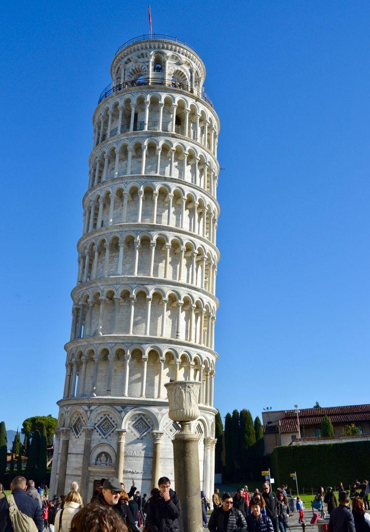 foto de As principais atrações de Pisa a cidade da torre