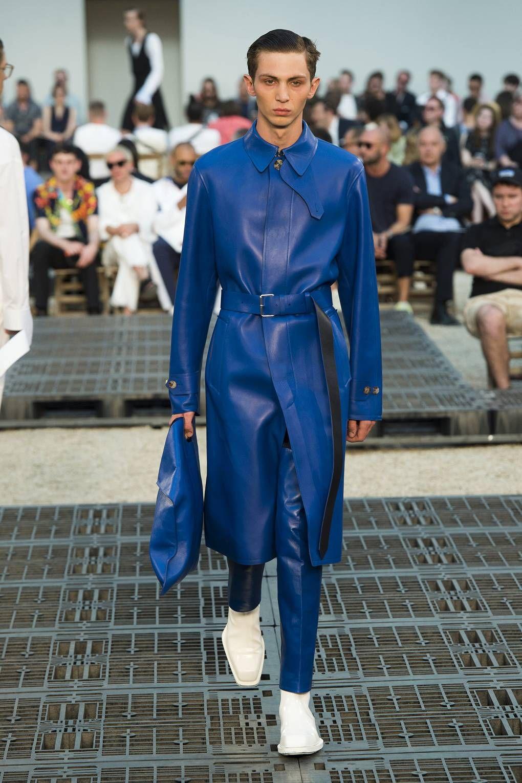 Alexander McQueen Spring/Summer 2019 Menswear