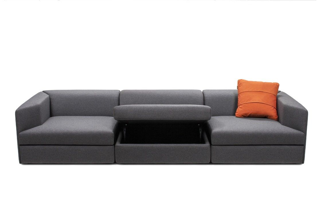Modular Sofa With Storage Sofa With Storage Compartment