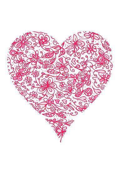Corazones Bonitos San Valentín