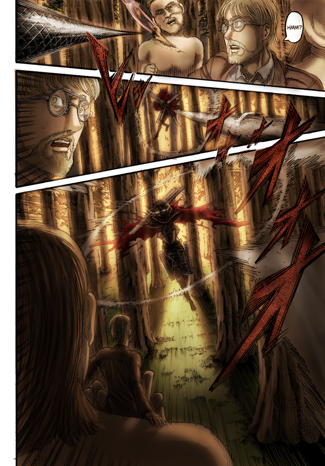 snk 113 (With images) Attack on titan fanart, Attack on