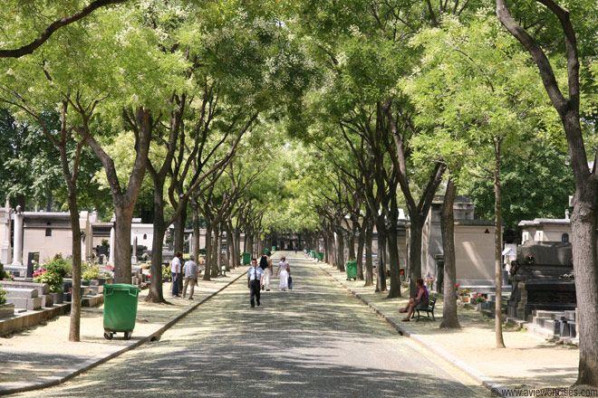 Cimetière du Montparnasse, Paris
