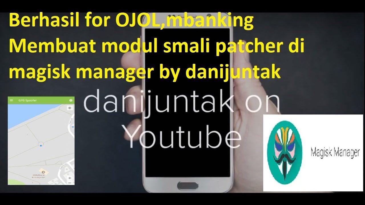 Berhasil Untuk Ojol Mbanking Tutorial Cara Membuat Modul Smali Patche Youtube Berhasil