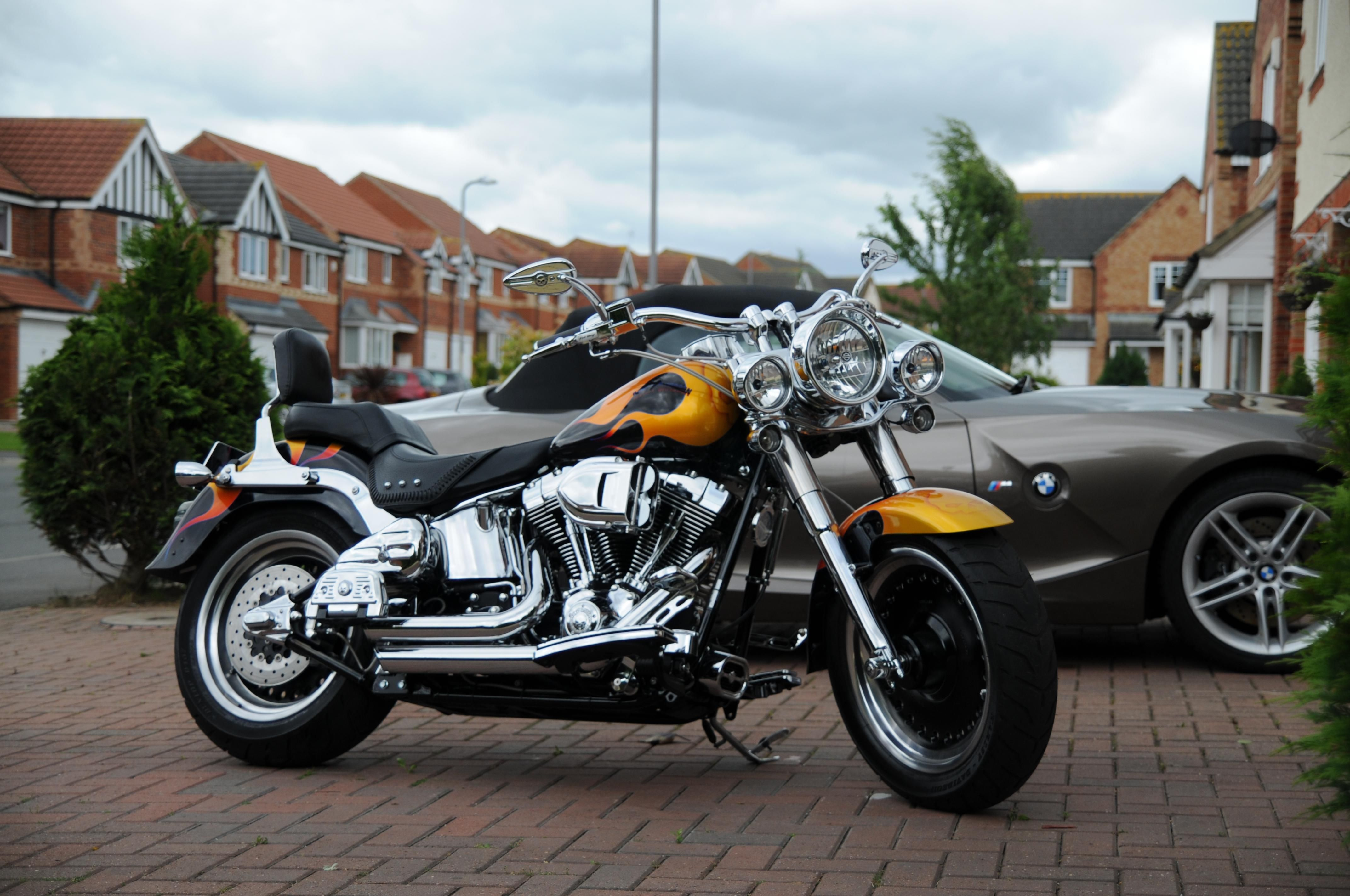 Coolest Bike In The World Owners Drive When They Are Not
